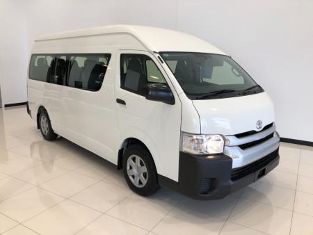 2017 Toyota Hiace KDH223R Turbo Commuter Minit bus