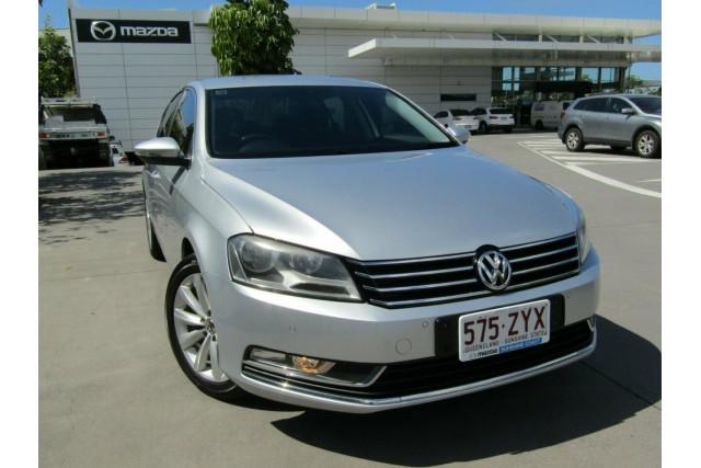 2012 MY13 Volkswagen Passat Type 3C MY13 118TSI DSG Sedan