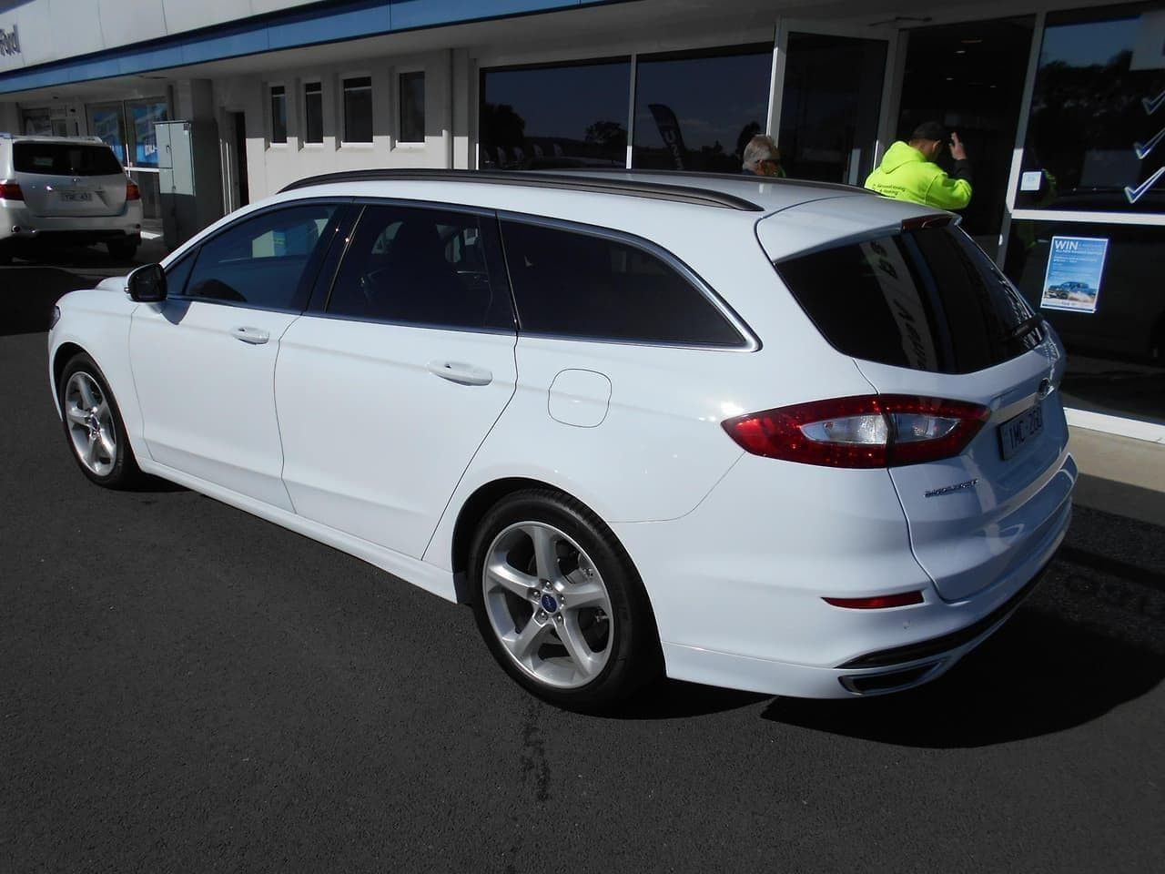 2018 MY18.25 Ford Mondeo MD Trend Wagon Wagon