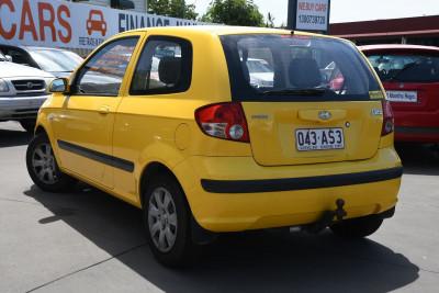 2004 Hyundai Getz TB MY04 GL Hatchback