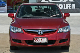 2007 Honda Civic 8th Gen MY07 VTi-L Sedan