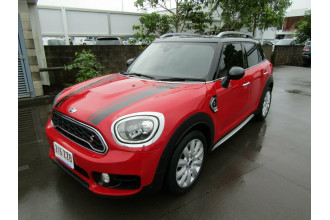 2017 Mini Countryman F60 Cooper S Steptronic Suv Image 3