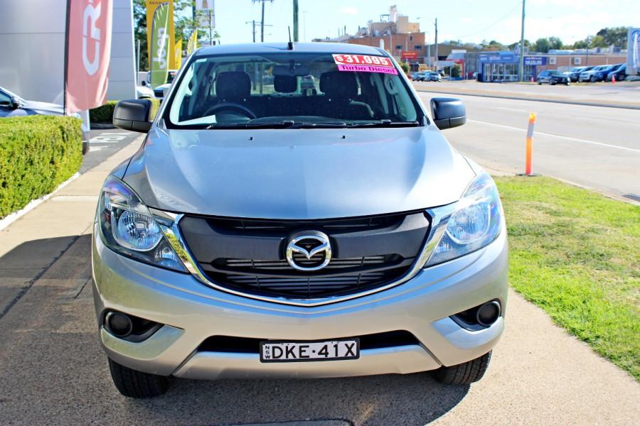 2016 Mazda BT-50 UR0YF1 XT Utility - dual cab