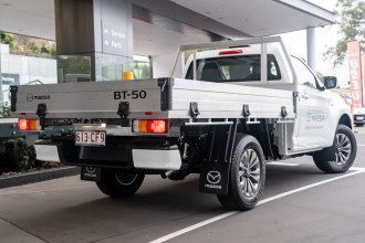 2021 Mazda BT-50 TF XT 4x2 Single Cab Chassis Cab chassis Image 2