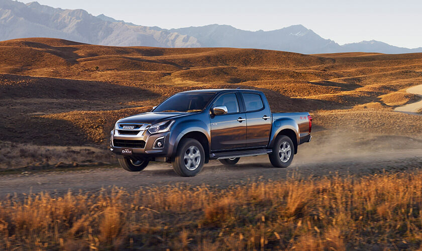 Isuzu UTE The Power And Efficiency You Need