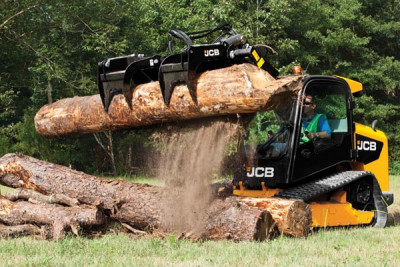 New JCB 300T Compact Track Loader