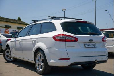 2011 Ford Mondeo MC LX Wagon Image 4