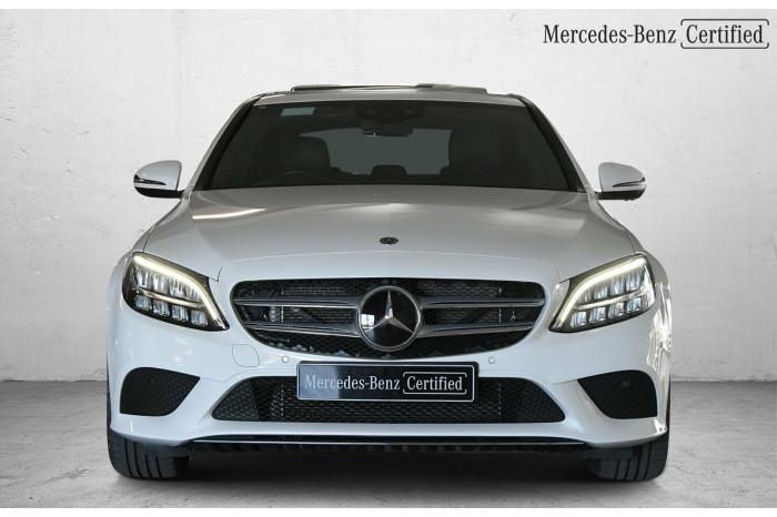 2020 MY50 Mercedes-Benz C-class W205 800+050MY C300 Sedan