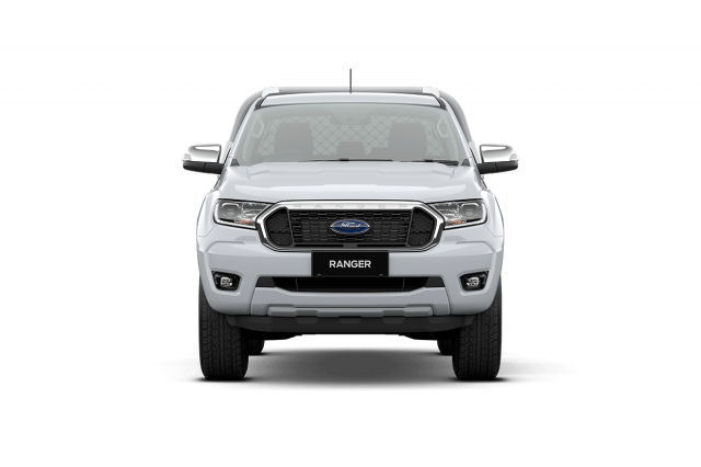 2020 MY21.25 Ford Ranger PX MkIII XLT Double Cab Chassis Cab chassis Image 3