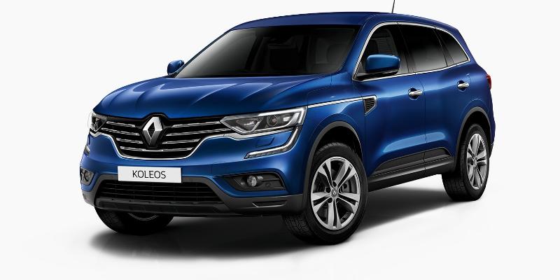 2018 Renault Koleos HZG Life Wagon
