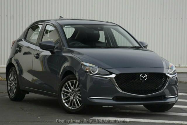 2020 Mazda 2 DJ Series G15 Evolve Hatchback