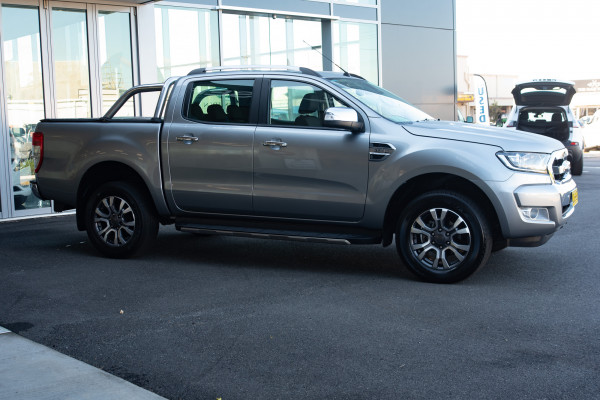 2015 Ford Ranger PX MkII XLT Utility Image 4