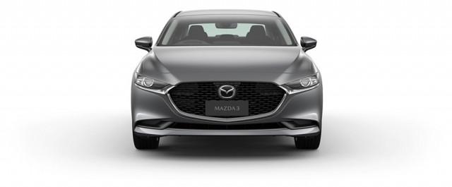 2021 Mazda 3 BP G20 Evolve Sedan Sedan Mobile Image 4