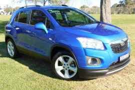 Holden Trax LTZ TJ Turbo