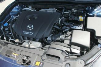 2018 Mazda 3 BN Series Touring Sedan Sedan