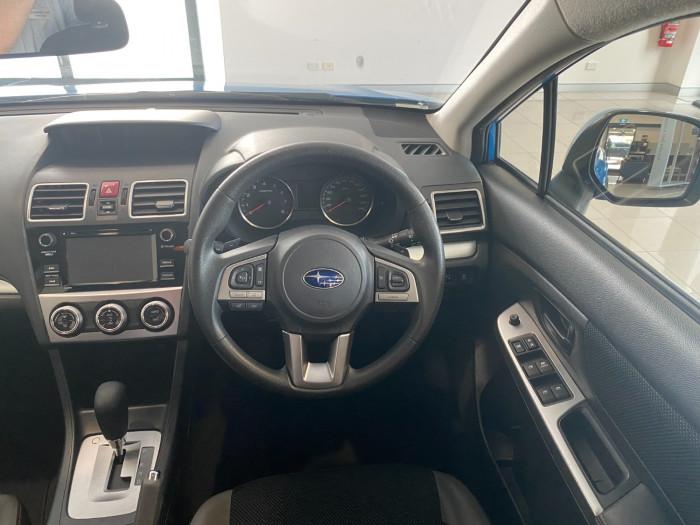 2016 Subaru XV G4-X 2.0i Suv Image 16