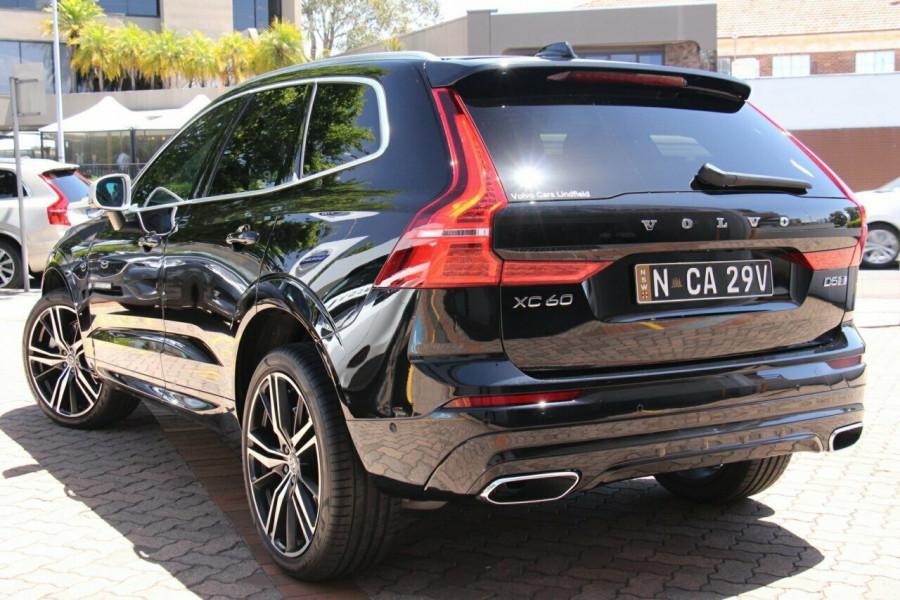 2018 MY19 Volvo XC60 UZ D5 R-Design Suv Mobile Image 3