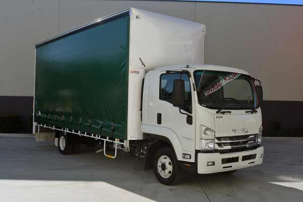 Isuzu F Series Manual FRR 110-260 XLWB 7.8L T/D 6Spd