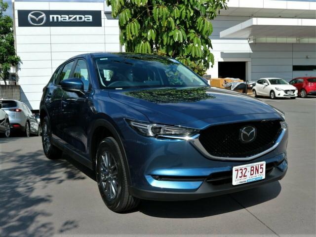 2021 MY20 Mazda CX-5 KF2W7A Maxx Sport Suv Mobile Image 1
