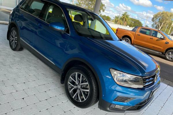 2017 Volkswagen Tiguan 110TDI - Comfortline Suv
