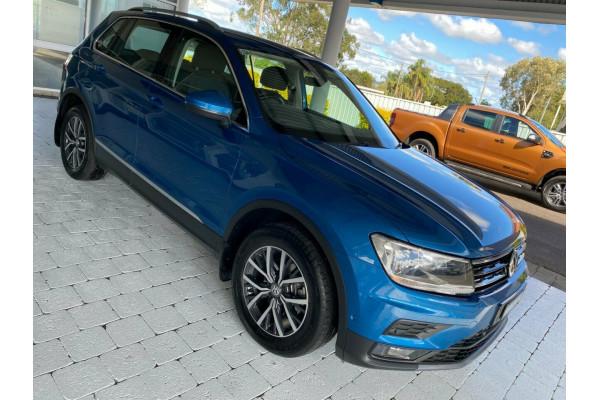 2017 Volkswagen Tiguan 110TDI - Comfortline Suv Image 4