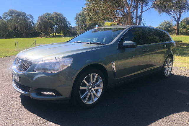 2013 MY14 Holden Commodore VF International Wagon Image 2