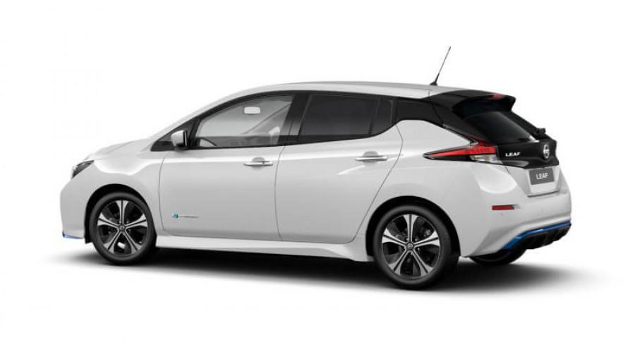 2021 Nissan LEAF ZE1 E Plus Hatchback Image 28