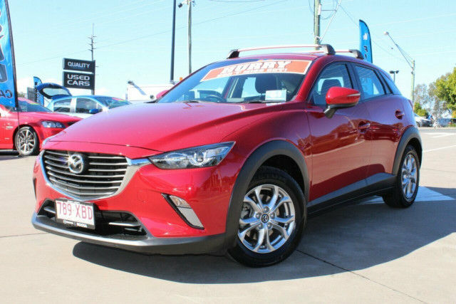 2017 Mazda CX-3 DK4W7A Maxx SKYACTIV-Drive i-ACTIV AWD Suv Image 2