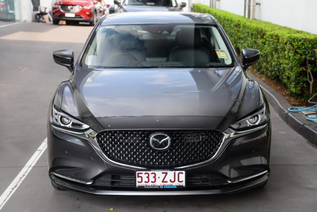 2019 MYil Mazda 6 GL Series GT Sedan Sedan Image 4
