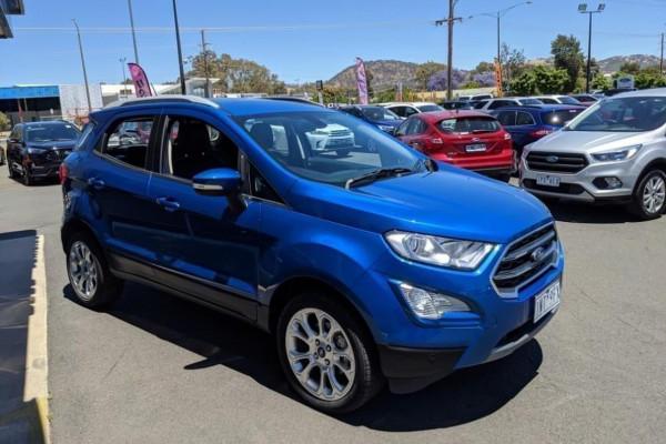 2018 MY18.75 Ford EcoSport BL 2018.75MY TITANIUM Suv Image 4