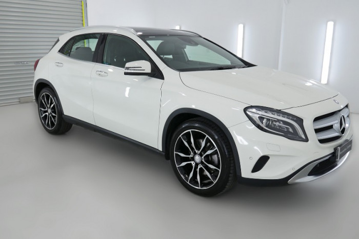 2015 MY06 Mercedes-Benz Gla250 X156 806MY GLA250 Wagon
