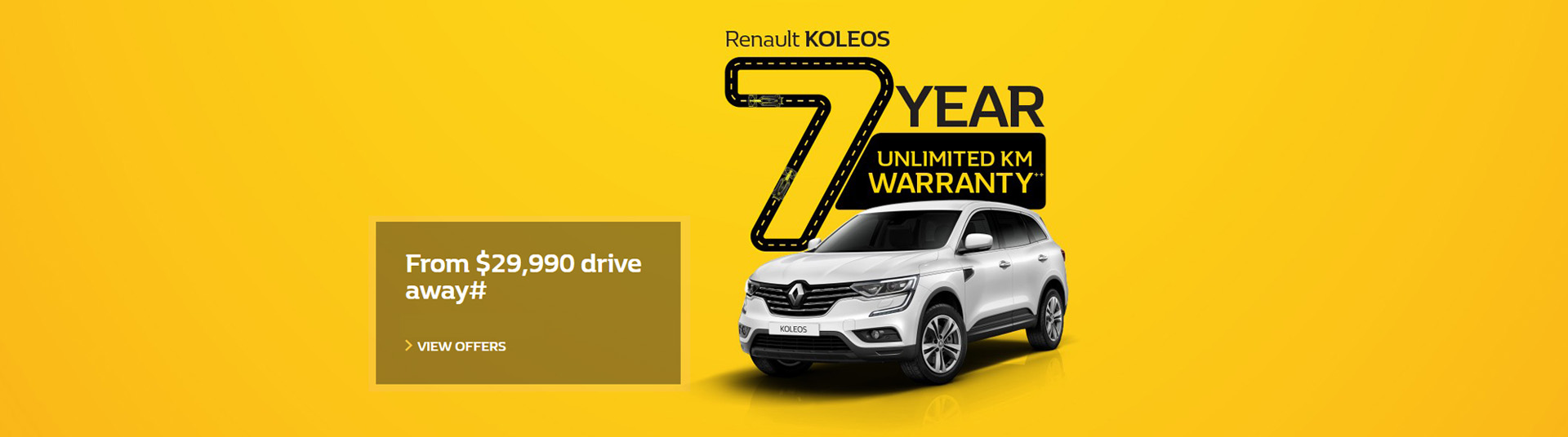 Renault Offers - March 2019