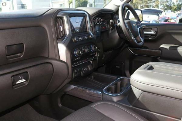 2021 Chevrolet Silverado T1 MY21 1500 LTZ Premium Pickup Crew Cab W/Tech Pack Utility Image 4