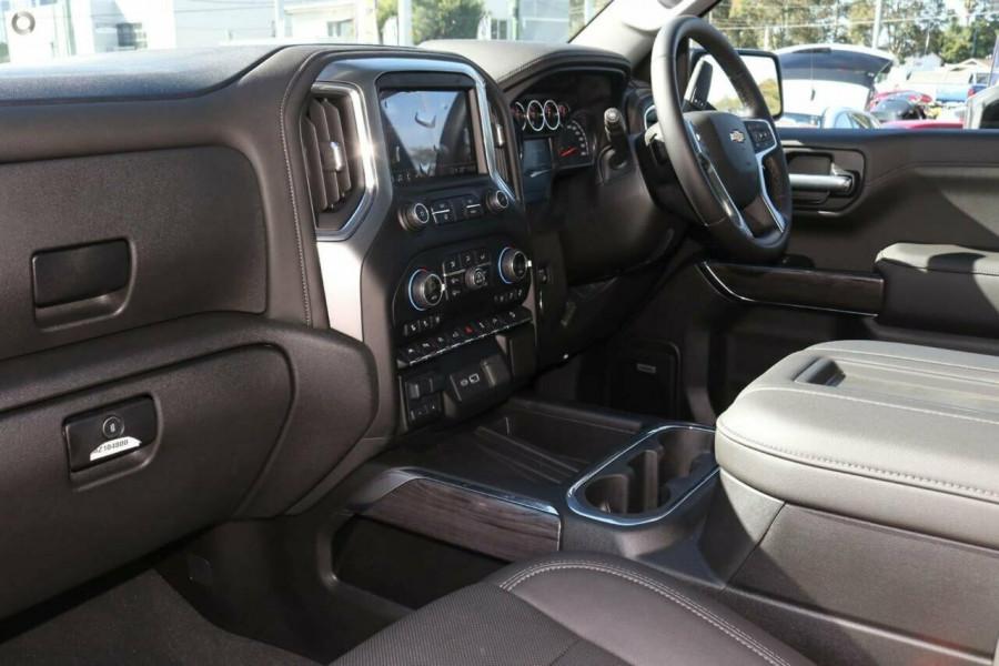 2021 Chevrolet Silverado T1 MY21 1500 LTZ Premium Pickup Crew Cab W/Tech Pack Utility