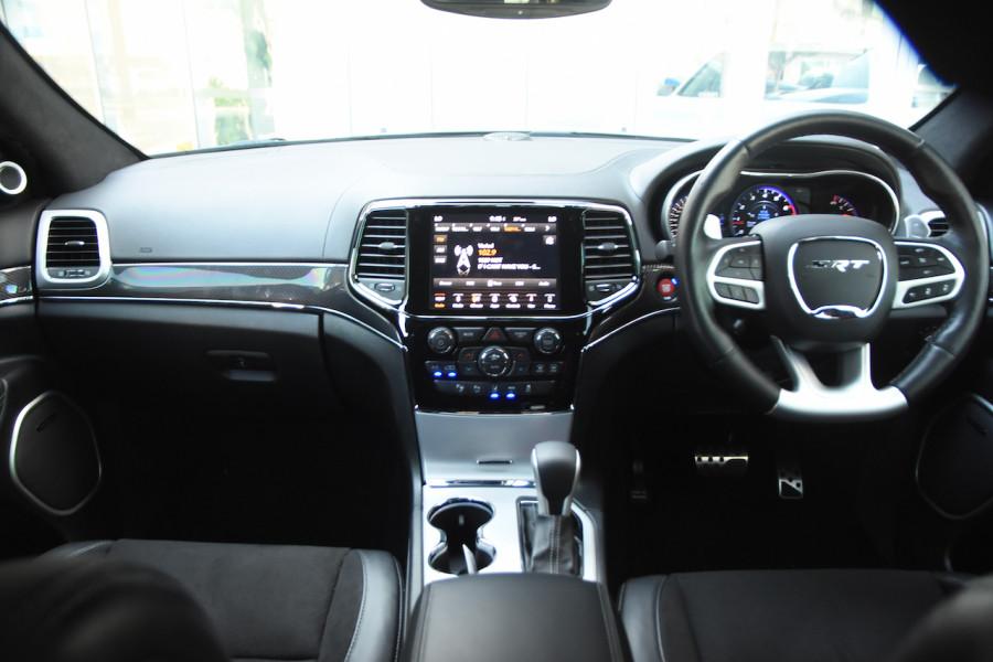 2019 Chrysler Grand Cherokee SRT 4x4 6.4L 8Spd Auto Wagon Image 8