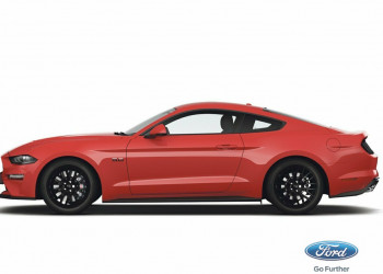 2019 Ford Mustang FN GT Fastback Fastback