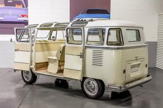 1959 Volkswagen Kombi Transporter (No Series) Bus Image 3