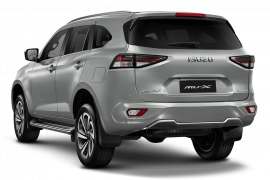 2021 Isuzu UTE MU-X UJ LS-T 4x2 Wagon Mobile Image 2