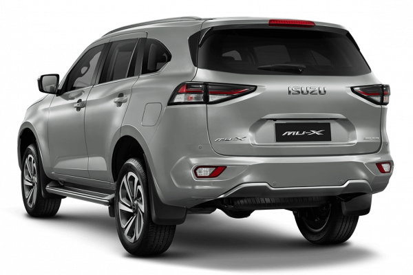 2021 Isuzu UTE MU-X LS-T 4x2 Wagon Mobile Image 2