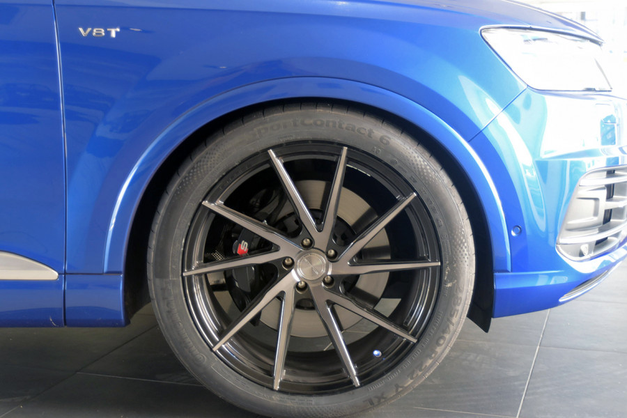 2017 Audi Q7 4M MY17 TDI Suv Mobile Image 3