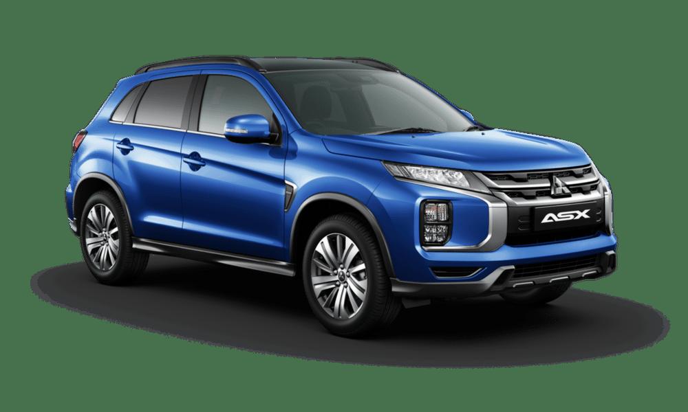 20MY ASX EXCEED 2WD PETROL CVT AUTO