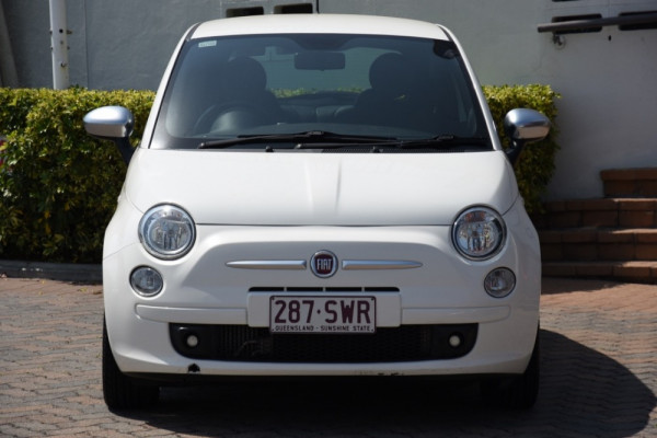 2012 Fiat 500 Vehicle Description.  1 MY12 HATCHBACK 3DR MAN 5SP 0.9T Hatchback Image 2