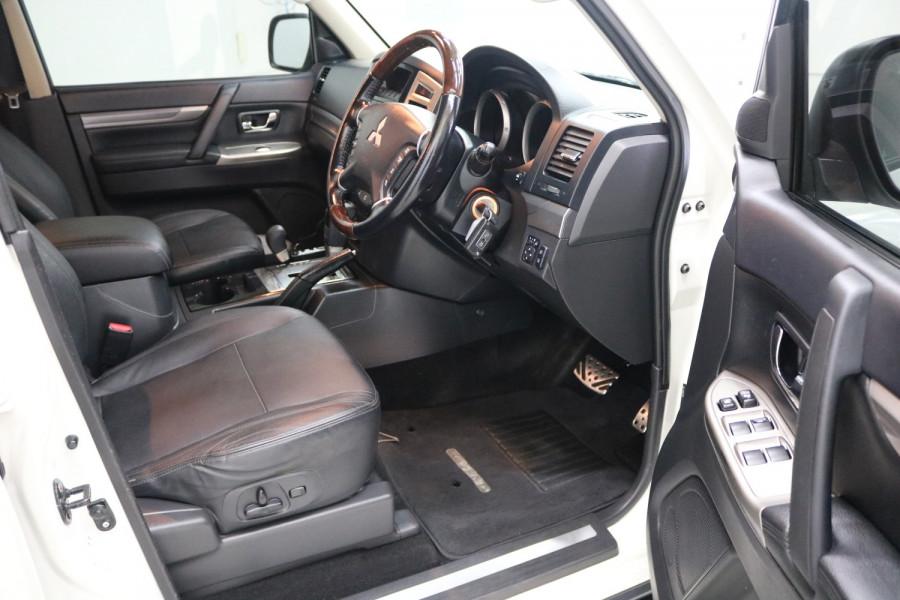 2016 Mitsubishi Pajero NX MY16 EXCEED Suv