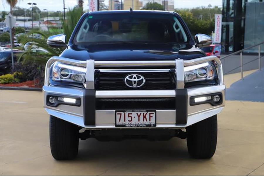 2018 Toyota HiLux GUN126R SR5 Utility