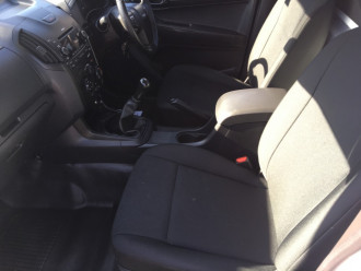 2016 Isuzu Ute D-MAX Turbo SX 2wd single cab