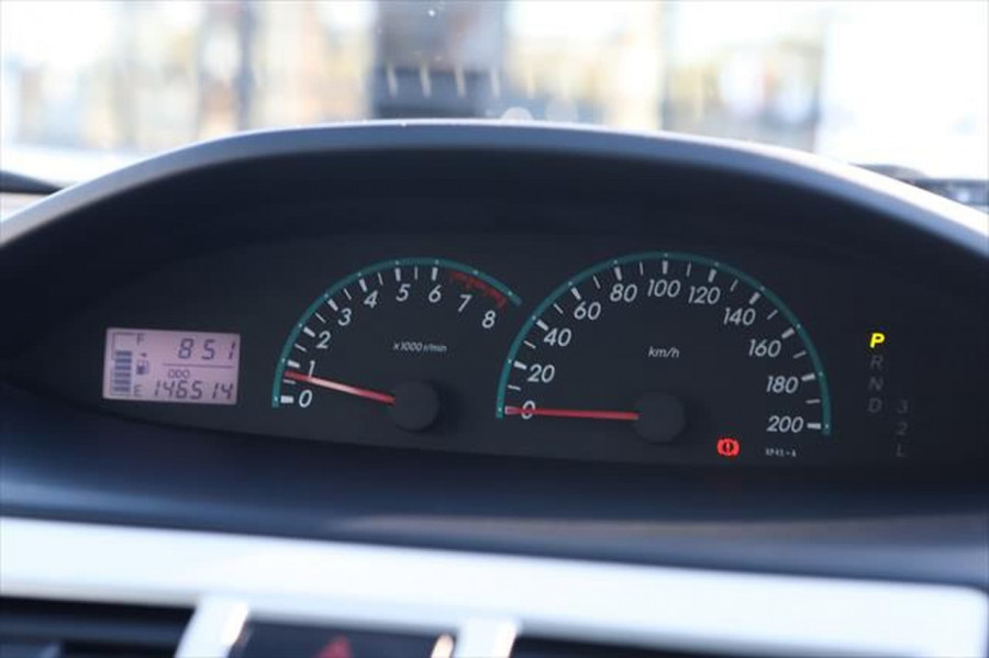 2012 Toyota Yaris NCP93R MY11 YRS Sedan Image 14