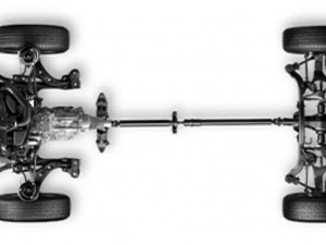Symmetrical All-Wheel Drive Image