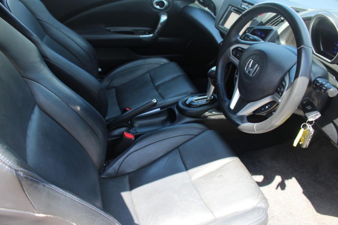 2011 MY12 Honda Cr-z ZF MY12 LUXURY Coupe