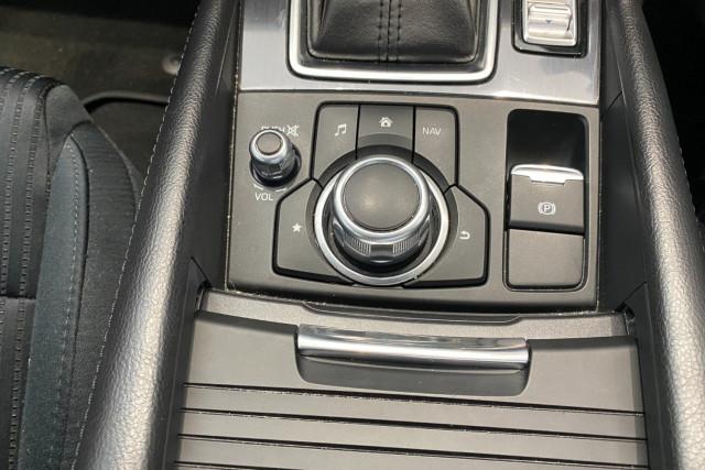 2015 Mazda 6 GJ1032 Sport Sedan