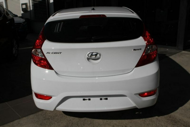 2018 Hyundai Accent RB6 MY18 Sport Hatchback